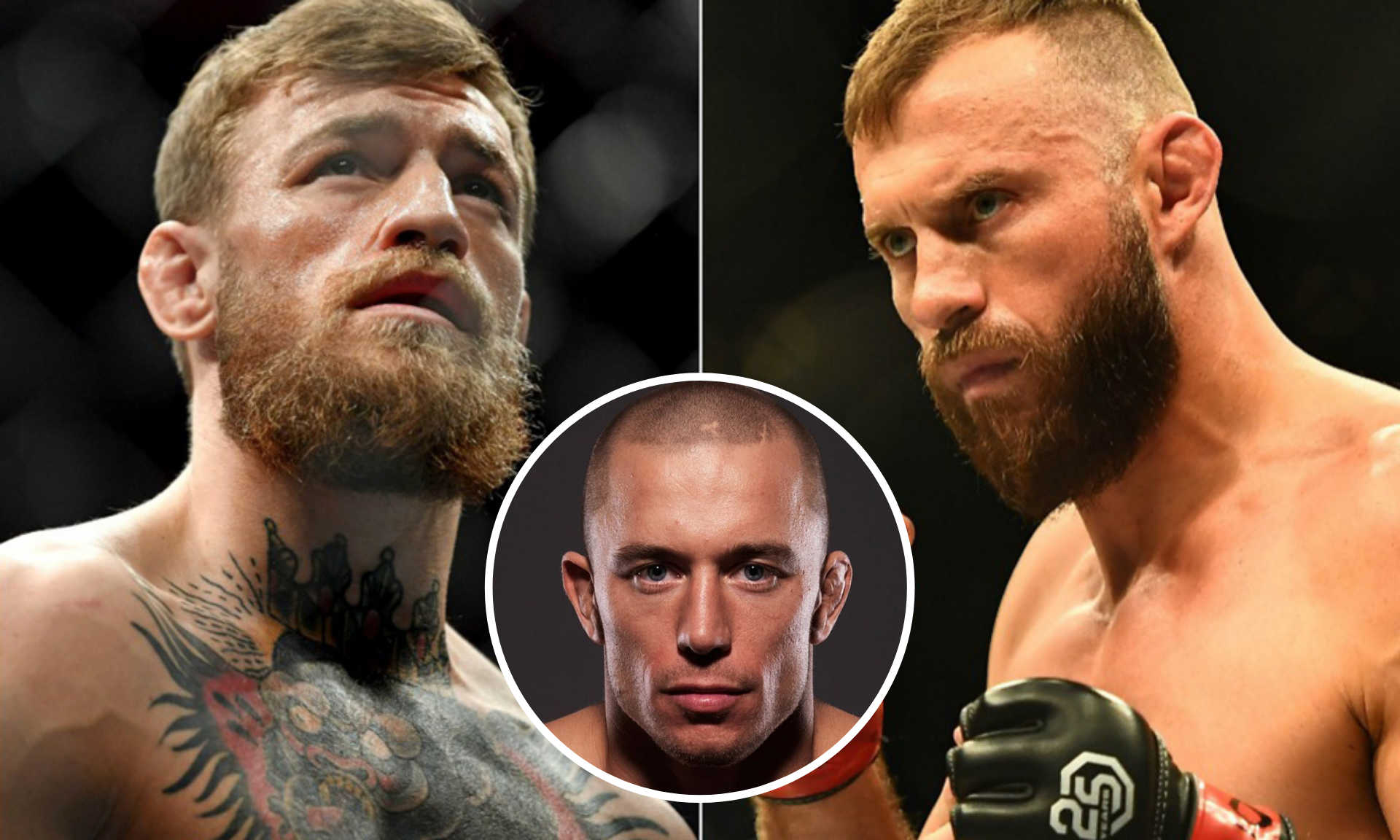 GSP: Cowboy will get caught by McGregor in round one unless he uses his wrestling - GSP
