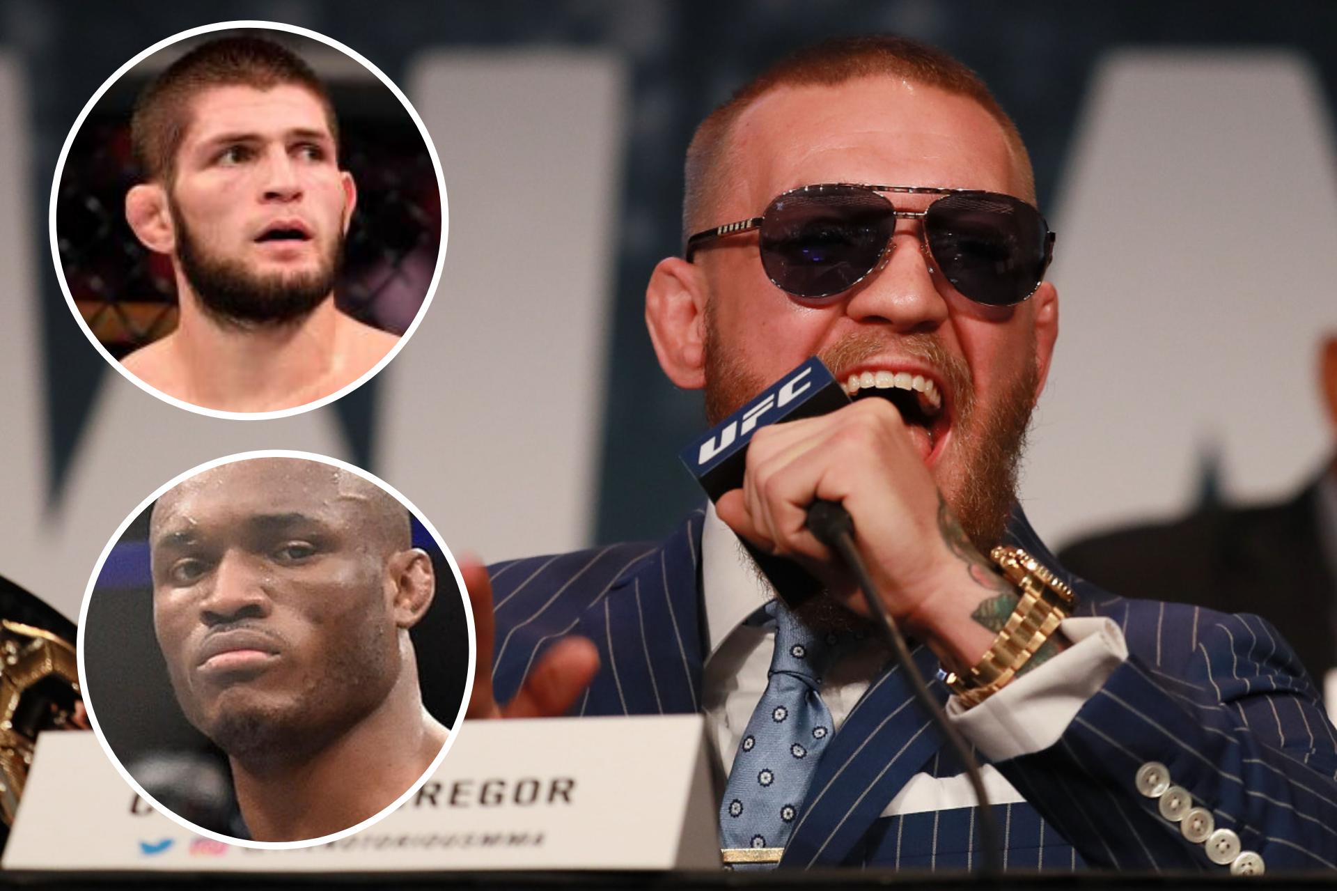 UFC News: Conor McGregor trolls Khabib, Usman for their 'sniff the jockstrap' style of fighting - McGregor