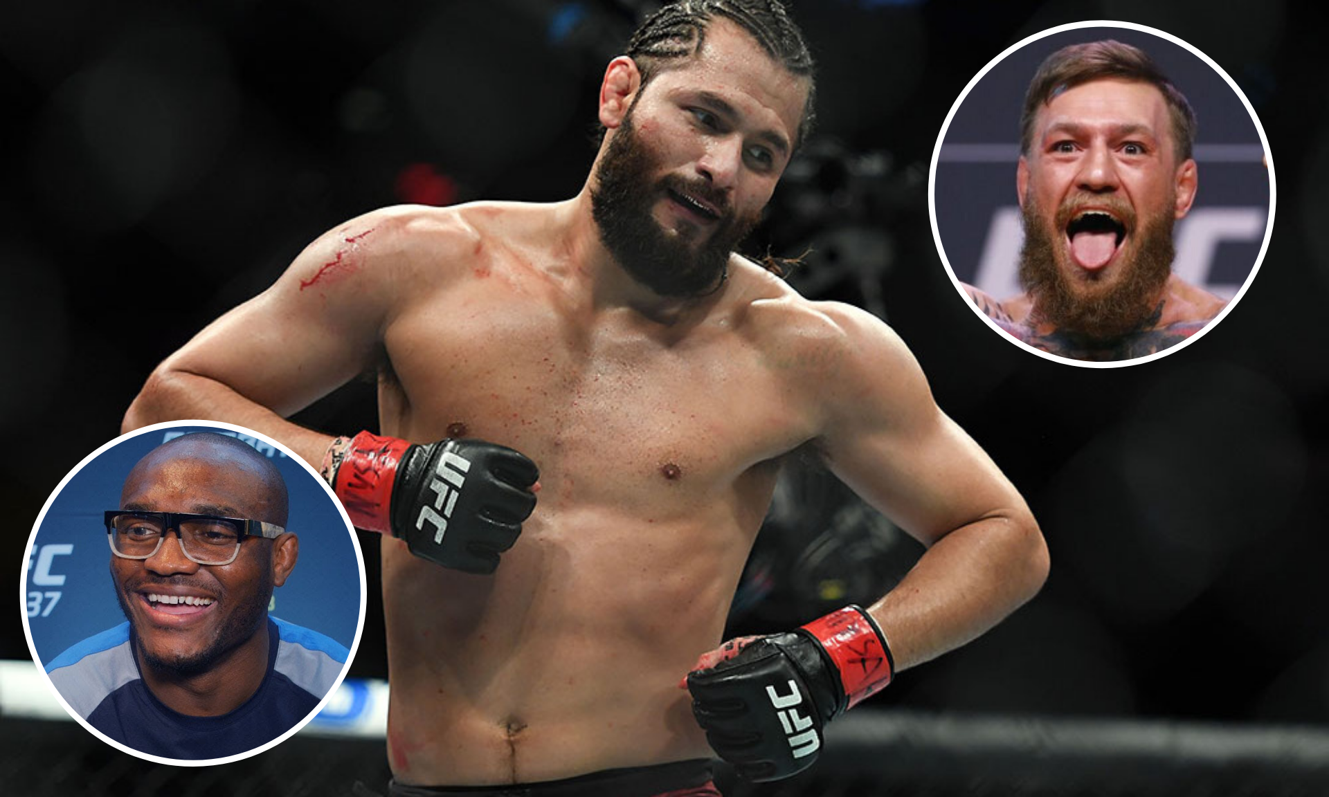 UFC News: Jorge Masavidal claims he wants Conor McGregor fight ahead of title bout against Kamaru Usman - Masvidal
