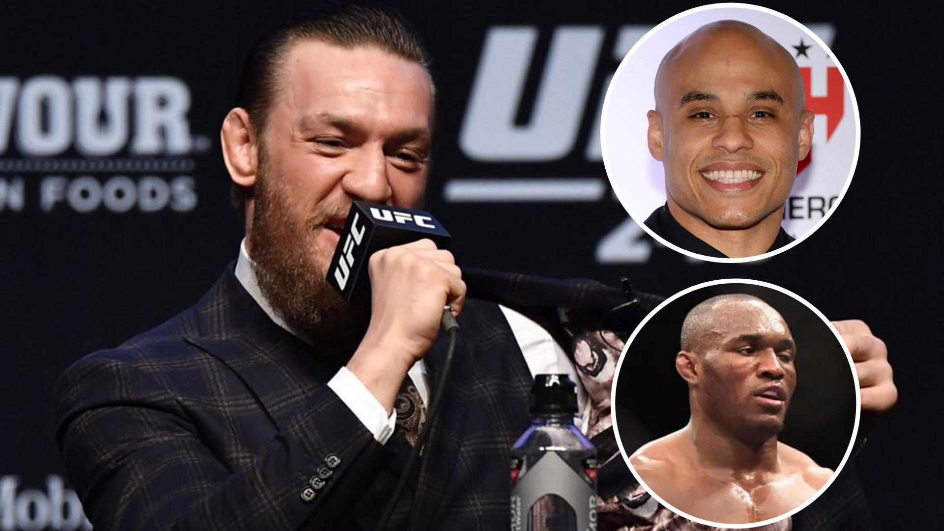 Conor McGregor accuses Ali Abdelaziz of tweeting using Kamaru Usman's account - Kamaru