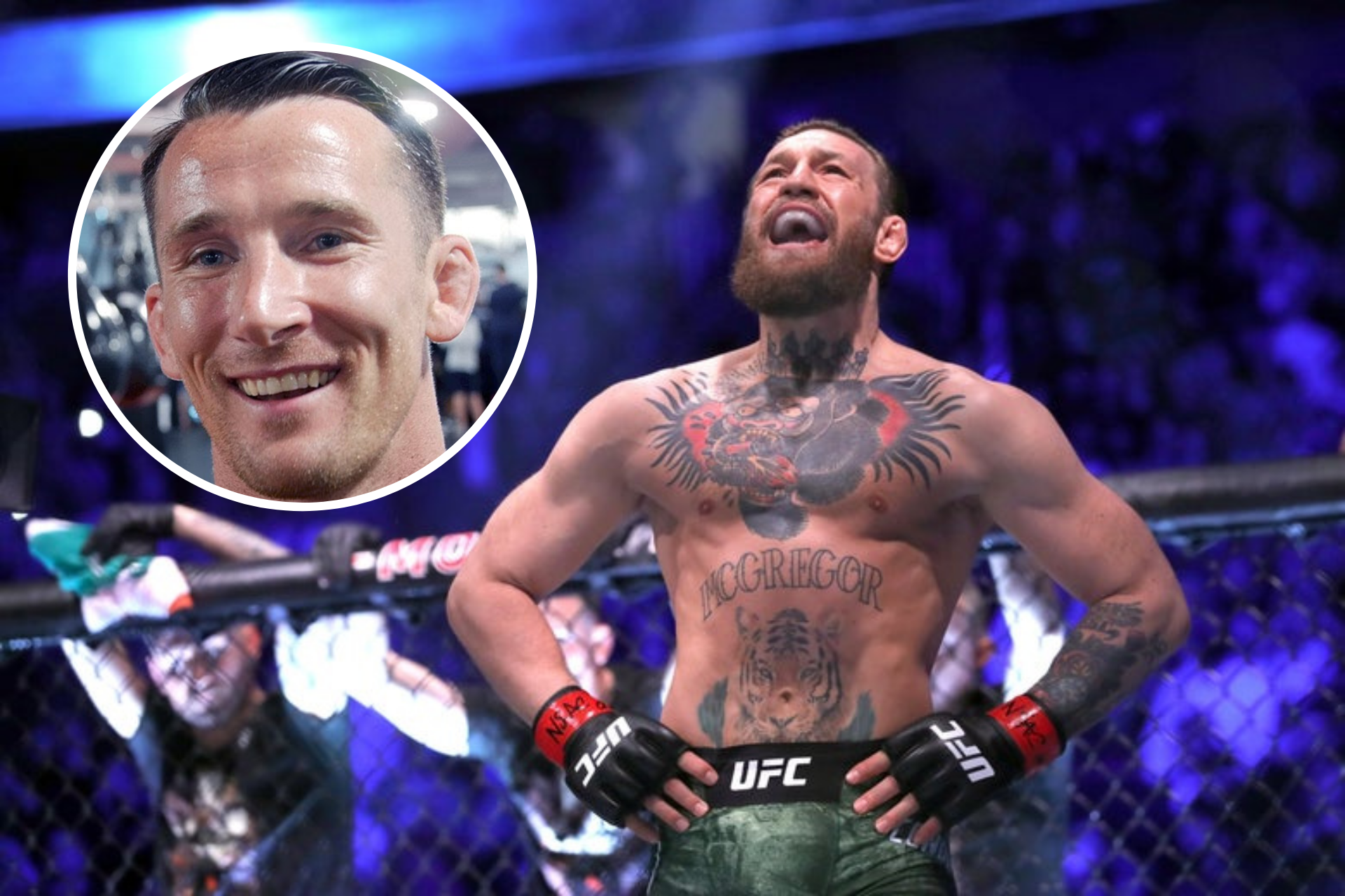 UFC News: Conor McGregor's coach says Gaethje or Masvidal could be next fight - Conor McGregor