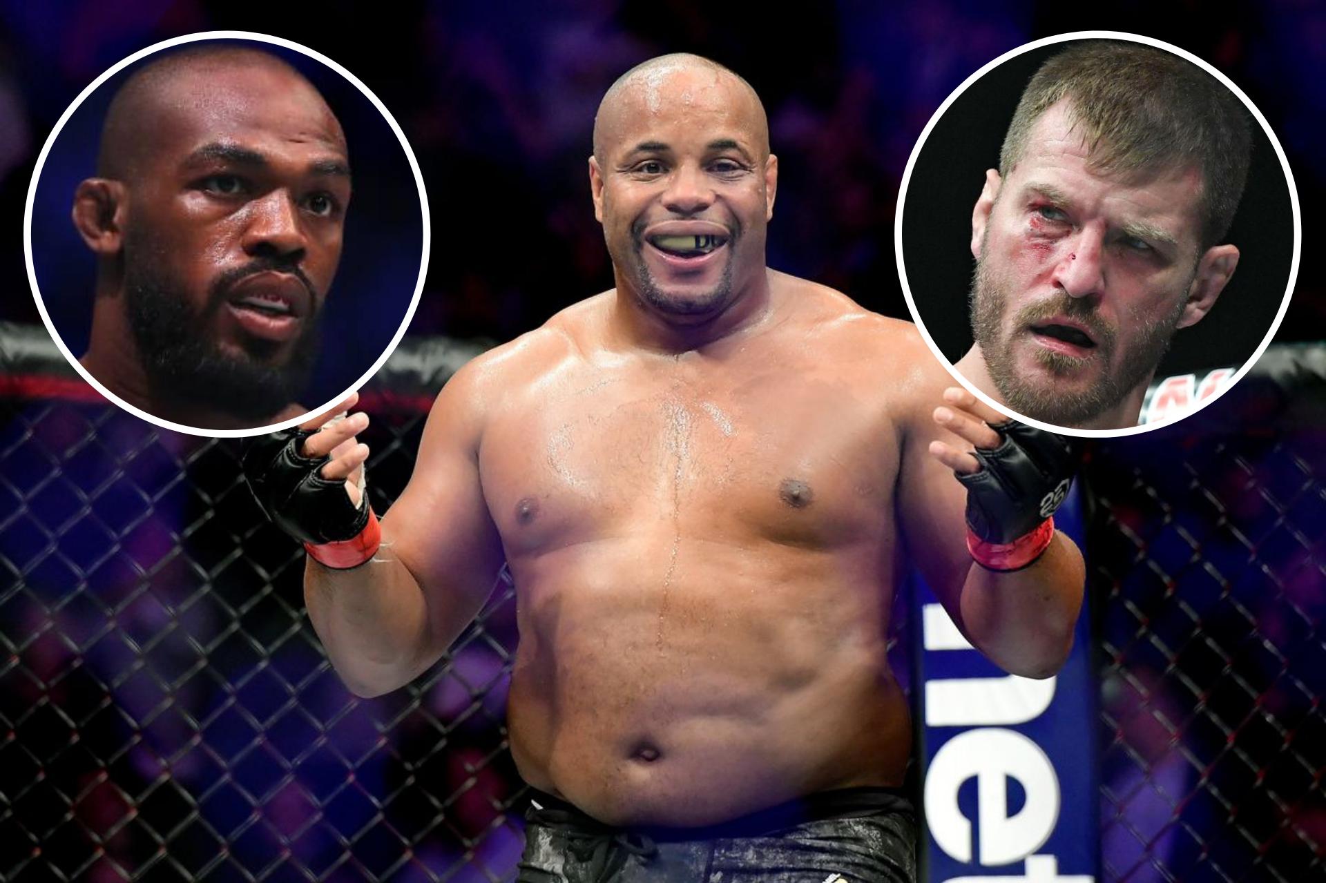 UFC News: Daniel Cormier confirms Stipe Miocic trilogy is his last fight, no more Jon Jones in his life - Cormier