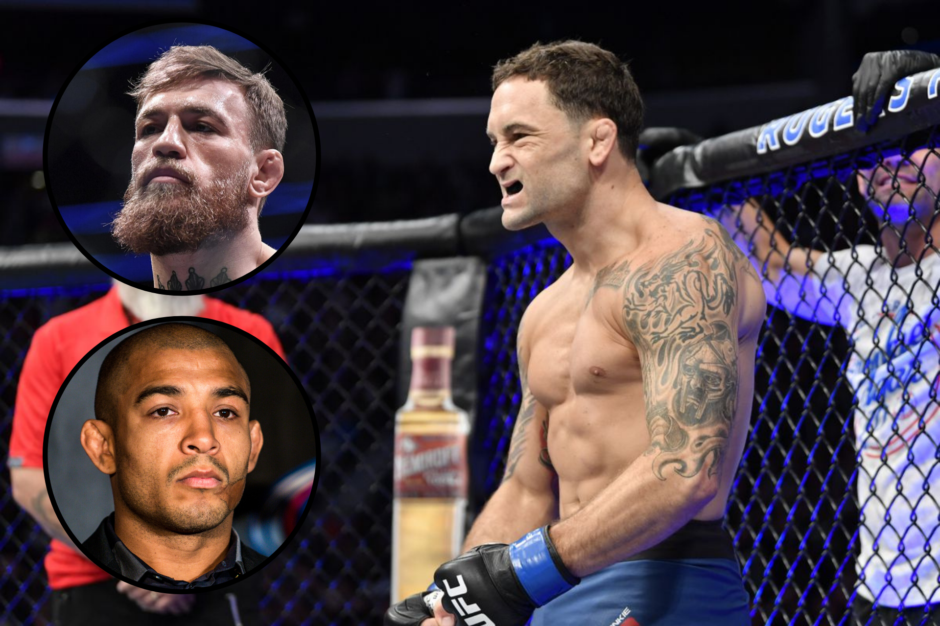 UFC News: Frankie Edgar reveals that he thought Jose Aldo would beat Conor McGregor - Frankie