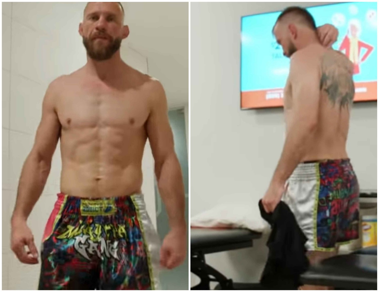 Donald Cerrone clears the air about his 'limp' on UFC Embedded - Donald