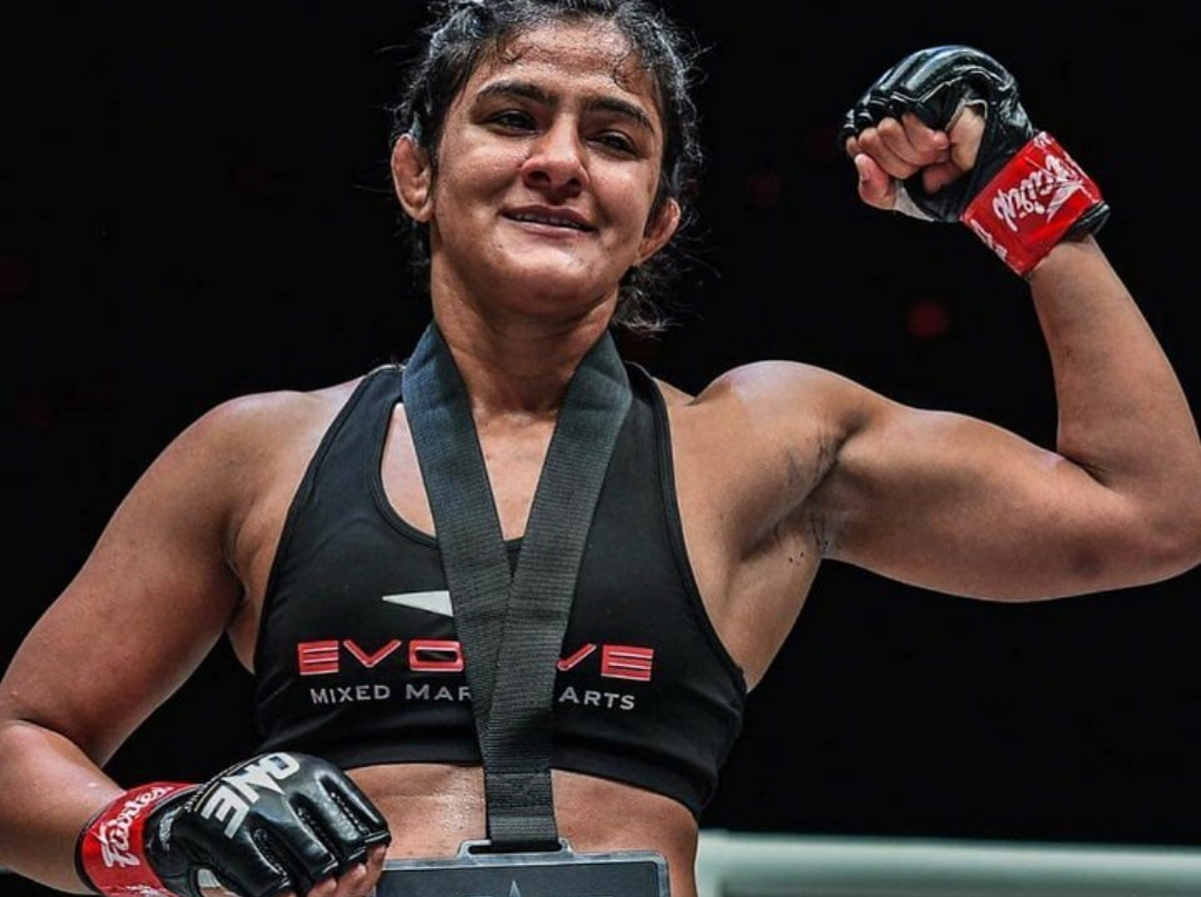 Ritu Phogat to fight China's Wu Chiao Chen on February 28 - Singapore Indoor Stadium