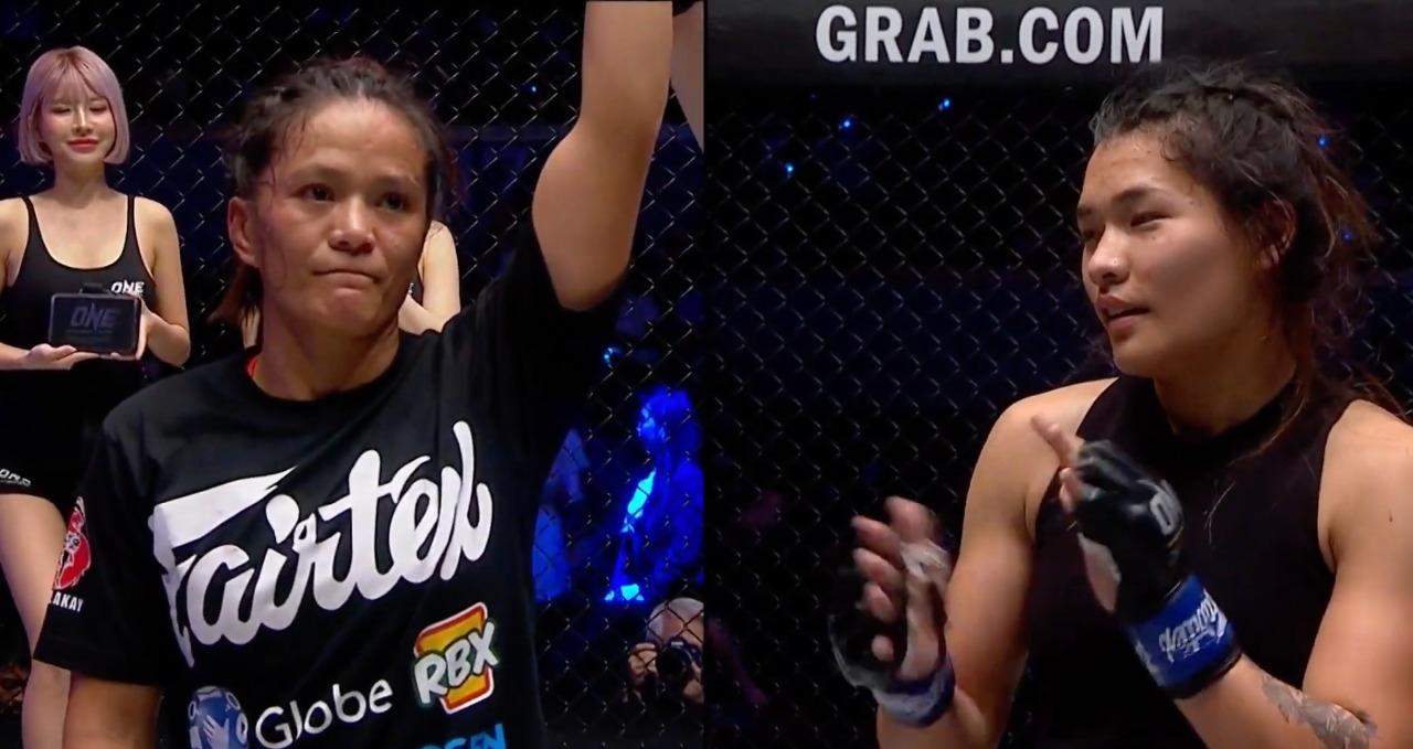 Gina Iniong defeats Asha Roka via unanimous decision - iNIONG