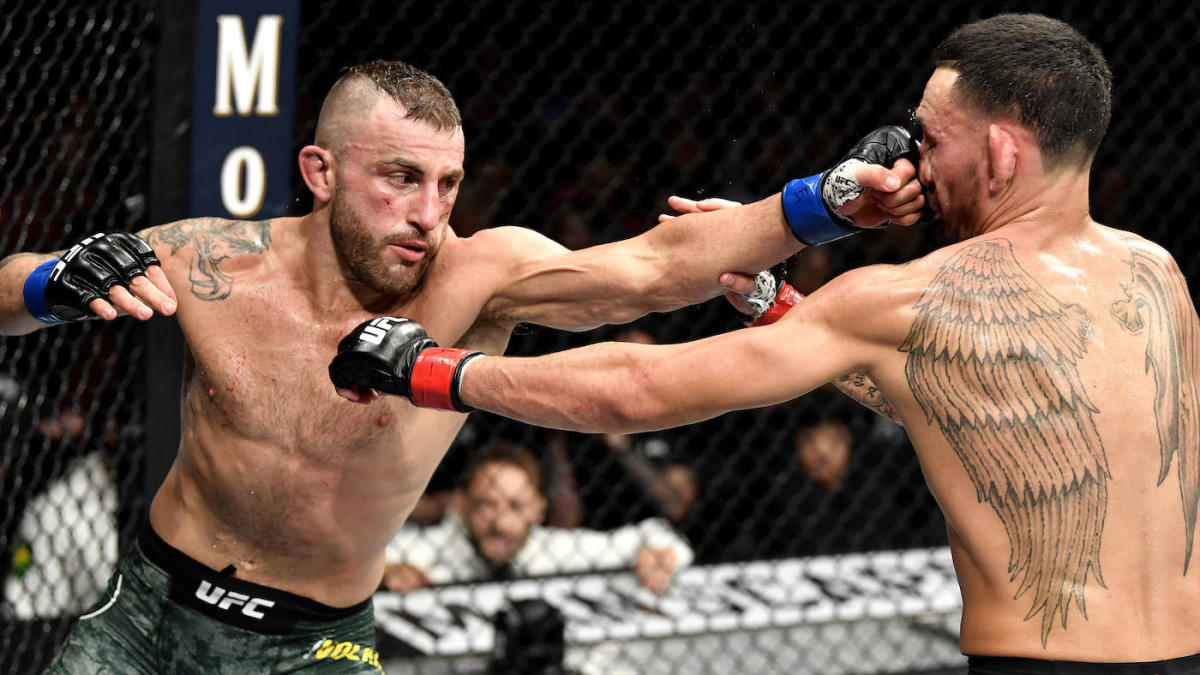 UFC News: Alexander Volkanovski not keen on Max Holloway rematch after watching back their fight - Volkanovski