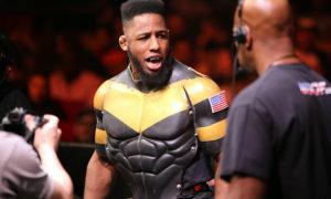 Ben Fodor MMA superhero