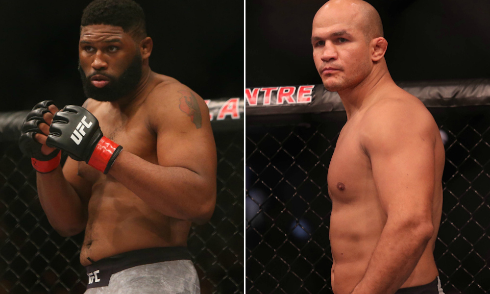 Who wins this Heavyweight Headliner at UFC Raleigh? -