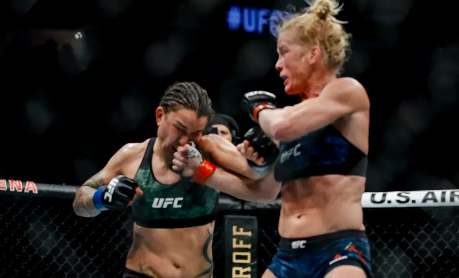 UFC 246 Results - Holly Holm Gets a Decisive Win Over Raquel Pennington in Their Rematch -