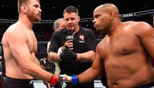 UFC: Daniel Cormier appeals to 'honorable fireman' Stipe Miocic to give him his rematch - Cormier