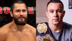 UFC: Jorge Masvidal claims Colby Covington has secret service protecting him from teammates who want to hurt him - Masvidal