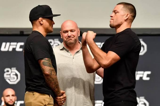 UFC: Dustin Poirier proposes American Top Team vs. Nick Diaz army fight card - Poirier