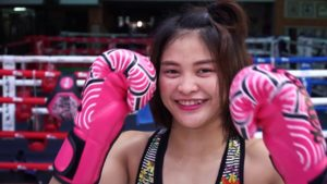 Stamp Fairtex defeats Puja Tomar via first round TKO at ONE Championship