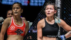 Asha Roka vs Gina Iniong