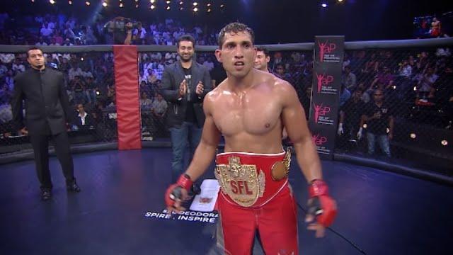 Friday Fighter of the Week: Pawan Maan