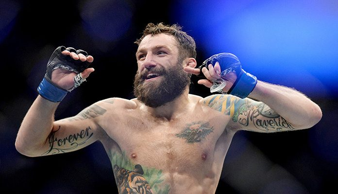 UFC Fight Night 166 Results - Michael Chiesa Earns a Decision Win Over Rafael dos Anjos -