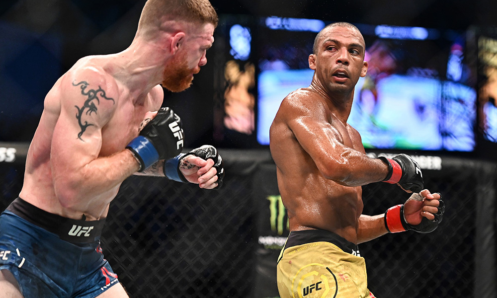 UFC Lightweight Edson Barboza to cut down to 145 for next fight - Edson