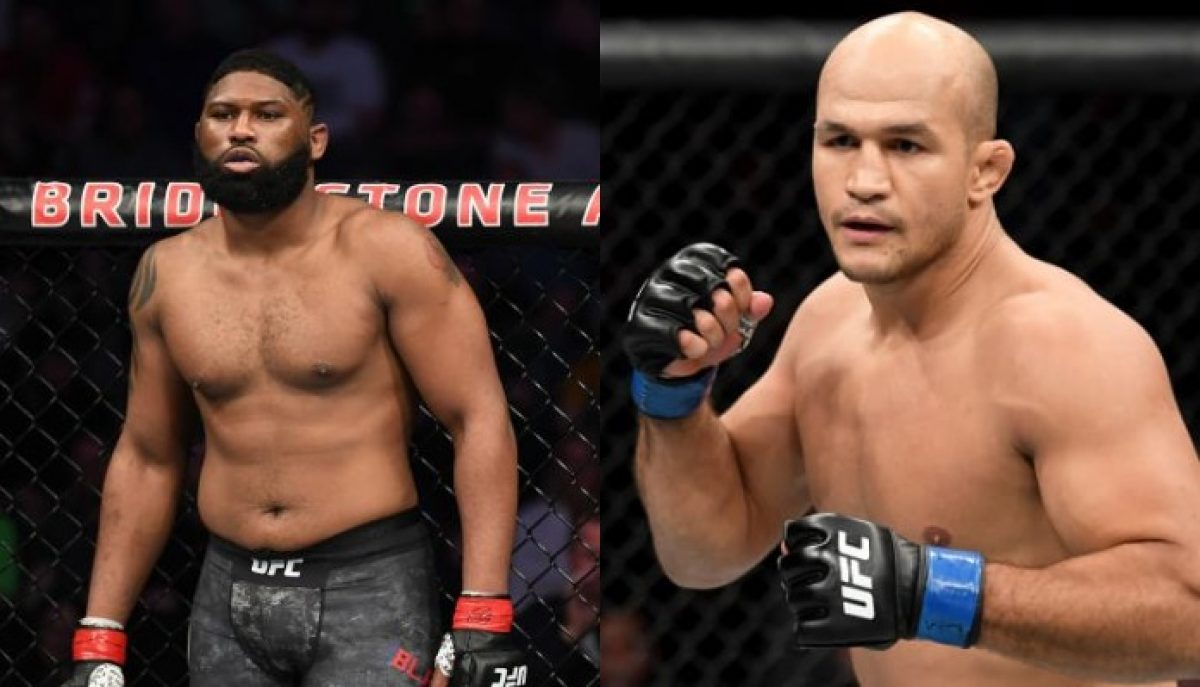 UFC Fight Night 166 start time, who is fighting tonight at 'Blaydes vs dos Santos' in Raleigh -