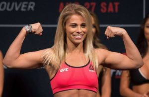 PVZ calls herself a 'gangster fighter' and promises May return - Paige VanZant