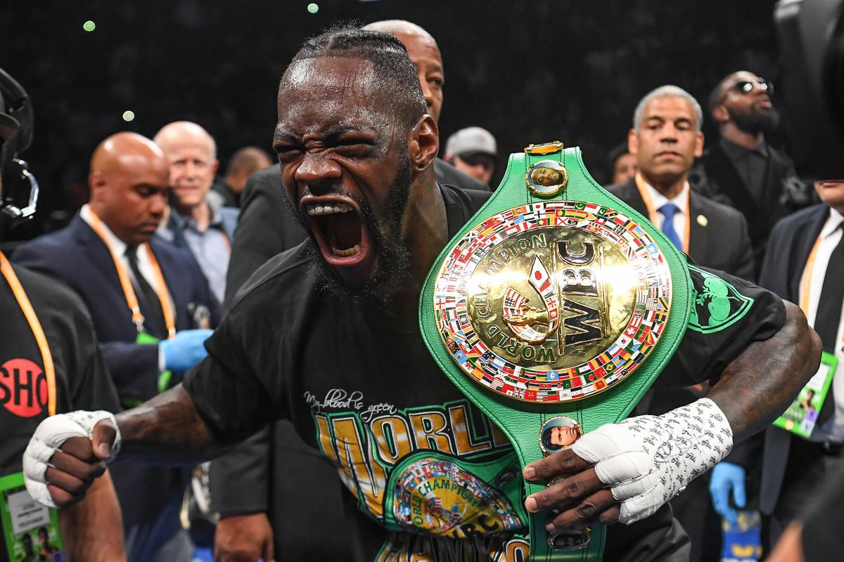 Deontay Wilder says he would kill an opponent in MMA fight - Wilder