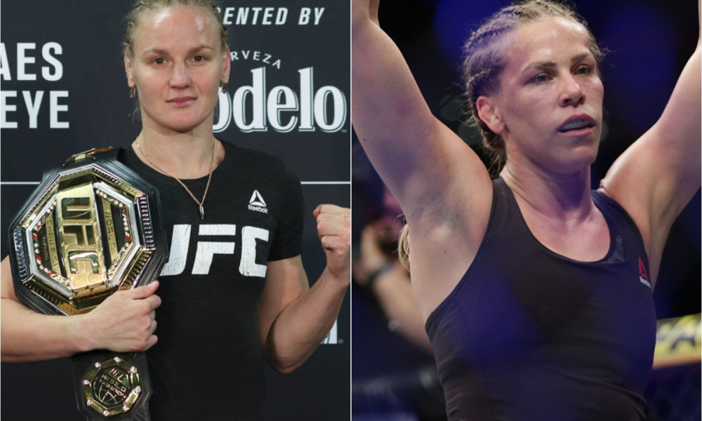 Katlyn Chookagian vs Valentina Shevchenko