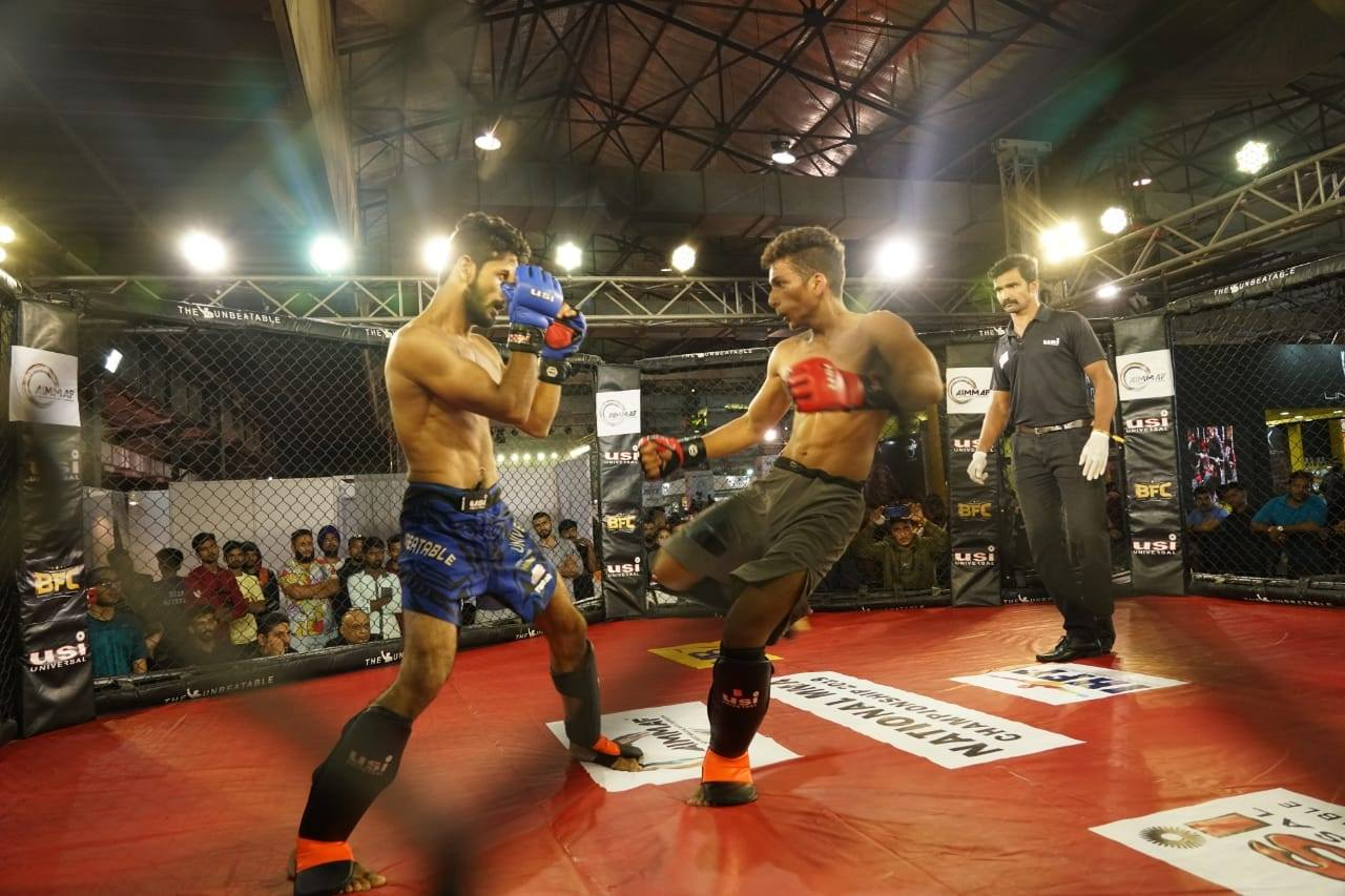 AIMMAF Federation Cup MMA Championship scheduled for March 2020 - AIMMAF