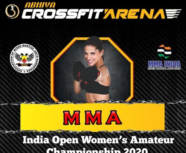 India Open Women's Amateur MMA Championship to take place in Bangalore on March 8 - Bangalore
