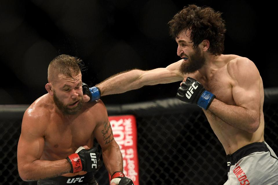 Zabit claims he can go all five rounds if he does away with his energy consuming kicks - Zabit