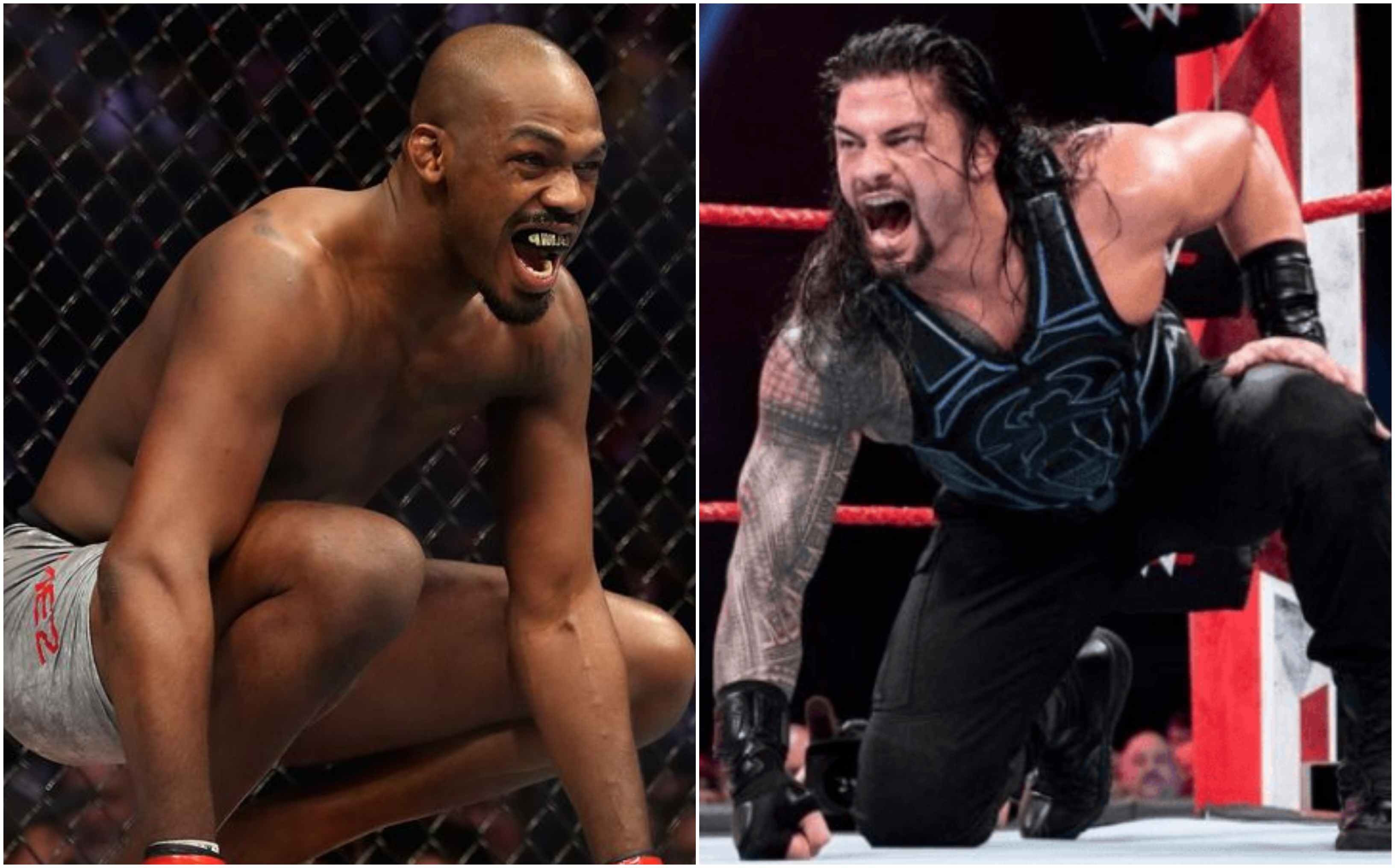 UFC News: WWE star Roman Reigns says he would 'whoop' Jon Jones in the ring - Roman