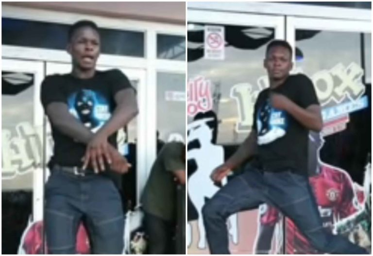 UFC News: Video emerges of Israel Adesanya freestyle dancing – and there is NO WAY Yoel Romero can do that!
