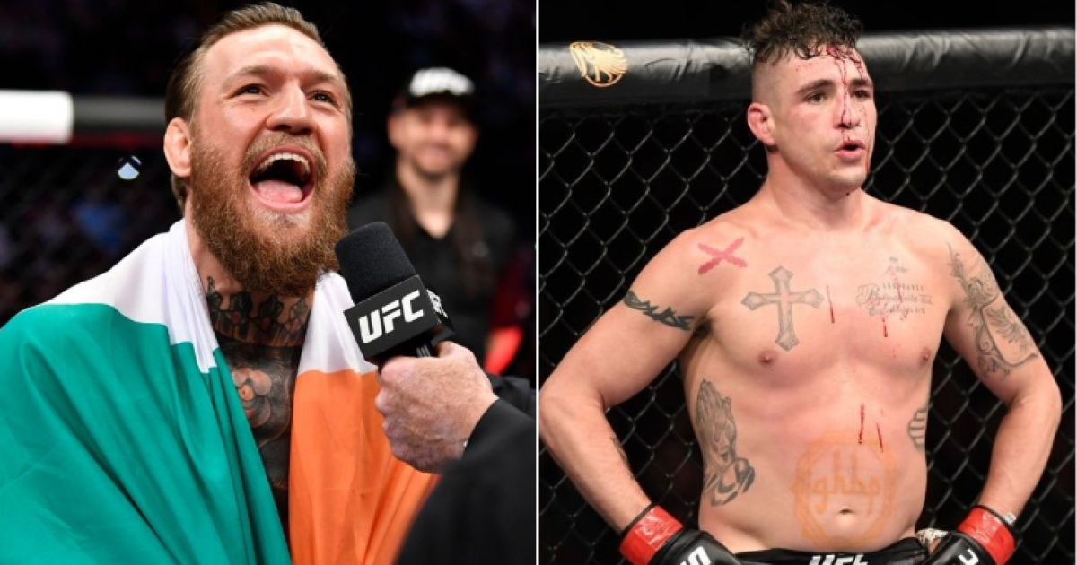 UFC News: Conor McGregor issues baffling call out of Diego Sanchez; Michel Pereira fires back - Diego Sanchez
