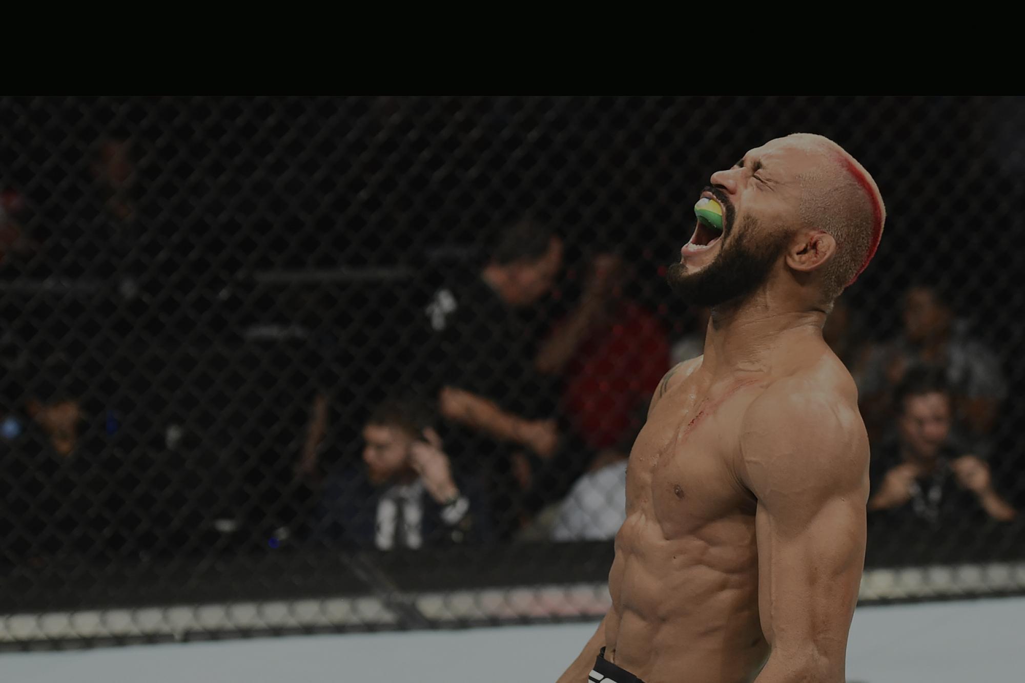 Deiveson Figueiredo intends to finish Joseph Benavidez at UFC Virginia - Deiveson Figueiredo