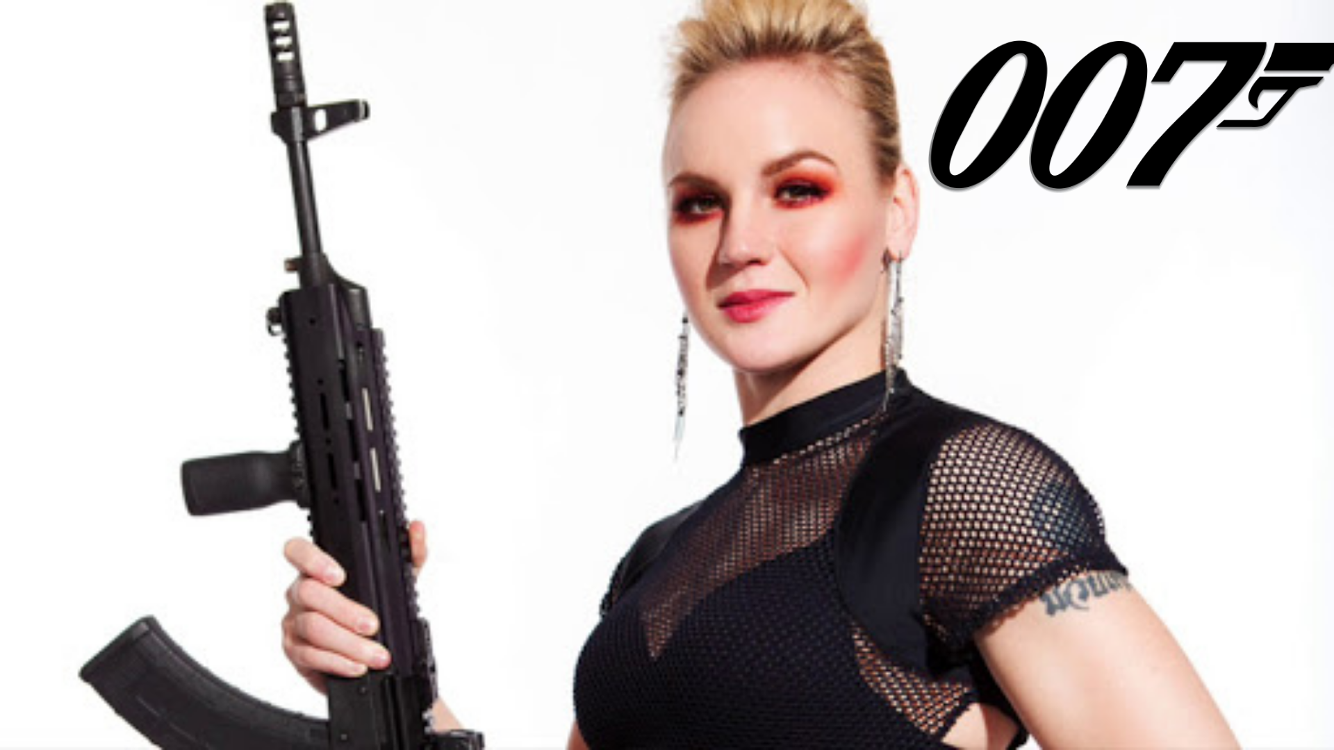 UFC News: Valentina Shevchenko wants to be the first female James Bond! - Valentina Shevchenko
