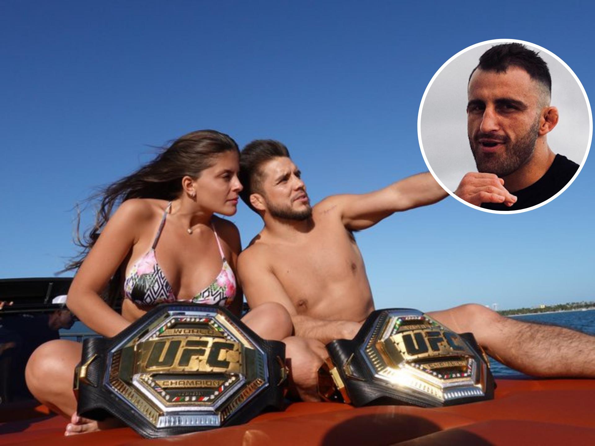 UFC News: Henry Cejudo teases FW title challenge; Champ Volkanovski shoots him down - Volkanovski