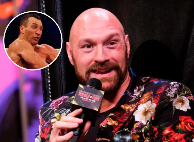 Tyson Fury reveals the time he beat Klitschko mentally 7 years before they fought!