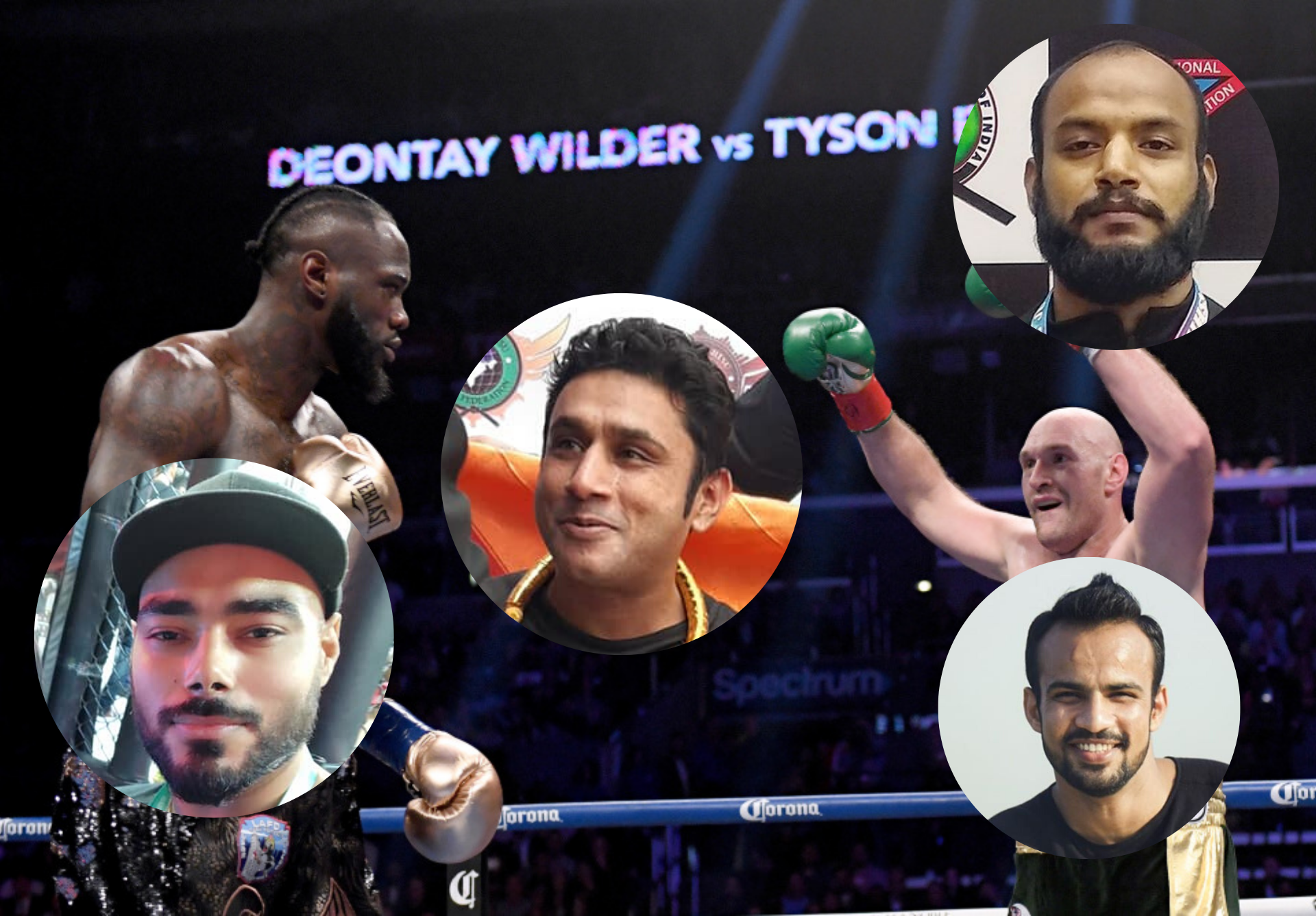 Indian MMA community give predictions for Wilder vs Fury 2 - Wilder