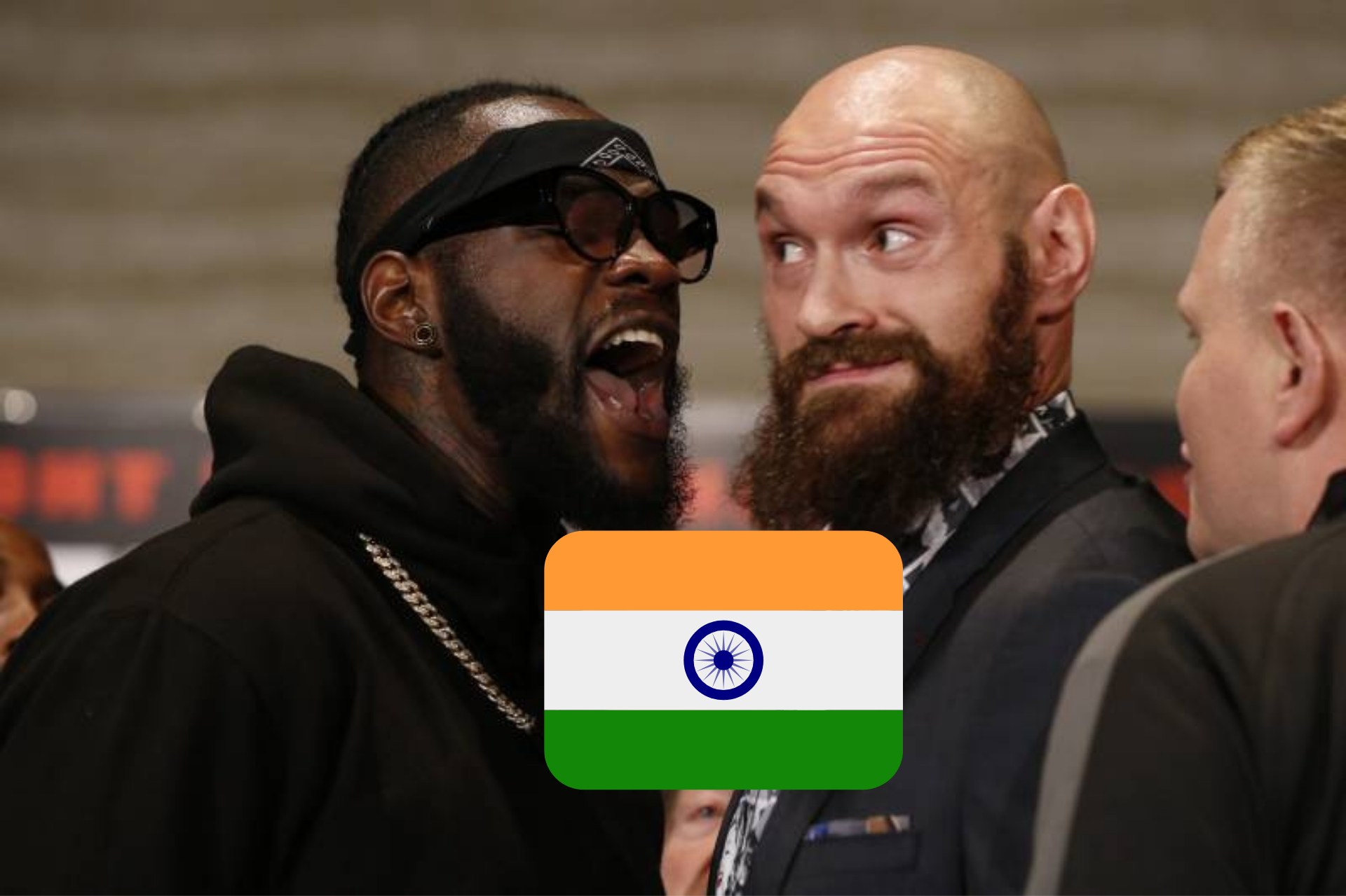How to order and watch Deontay Wilder vs. Tyson Fury 2 PPV in India - Tyson Fury