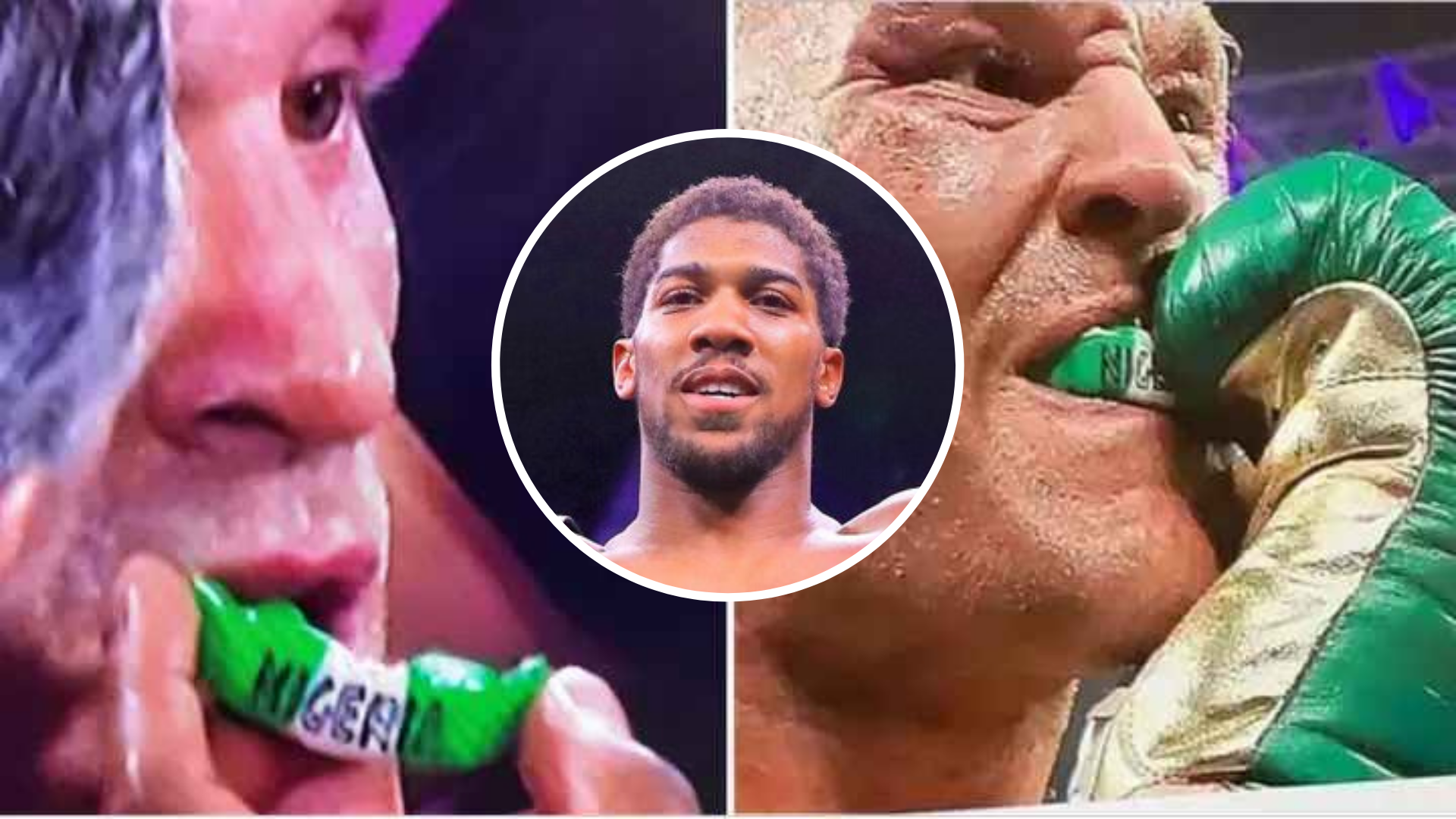 Read Tyson Fury's hidden message to Anthony Joshua in his win over Deontay Wilder! - Anthony