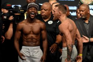 Floyd Mayweather claims he purposely allowed McGregor fight to go into latter rounds to ensure rematch - Mayweather