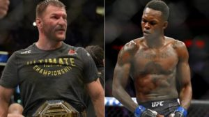 UFC News: Coach claims Israel Adesanya serious about one day challenging Stipe Miocic for the HW title - Adesanya
