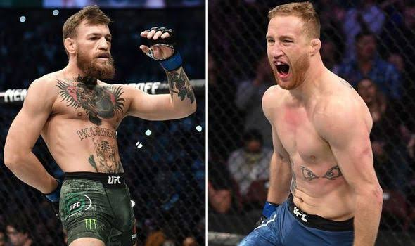 UFC News: Justin Gaethje issues heated callout of 'pu**y' Conor McGregor - Gaethje