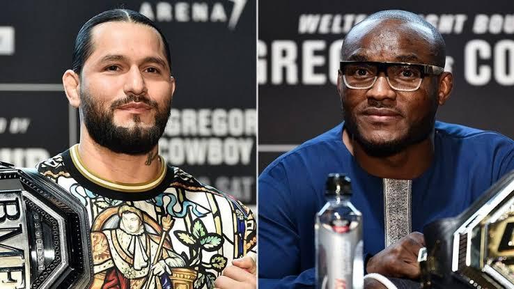 UFC News: Dana White teases Usman vs Masvidal welterweight title fight for July 2020 - Usman