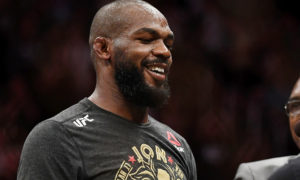 Jon Jones Jeff Novitzky USADA