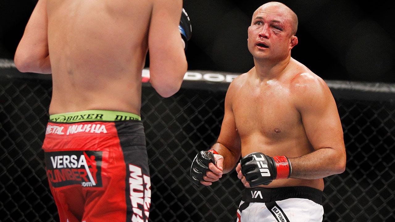 UFC News: BJ Penn under DUI investigation following accident - Penn