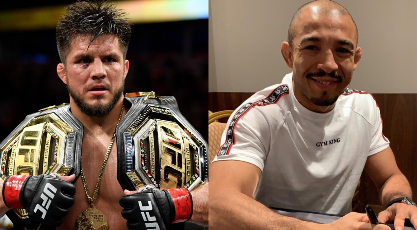 UFC News: Henry Cejudo to defend BW belt against former FW king Jose Aldo at UFC 250 - Henry Cejudo