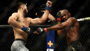 Jon Jones twitter, Dominick Reyes