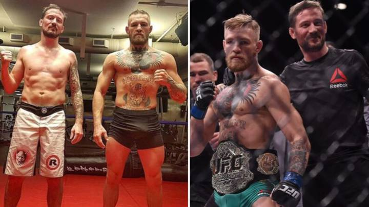UFC News: John Kavanagh weighs in on Conor McGregor turning over a new leaf - Conor