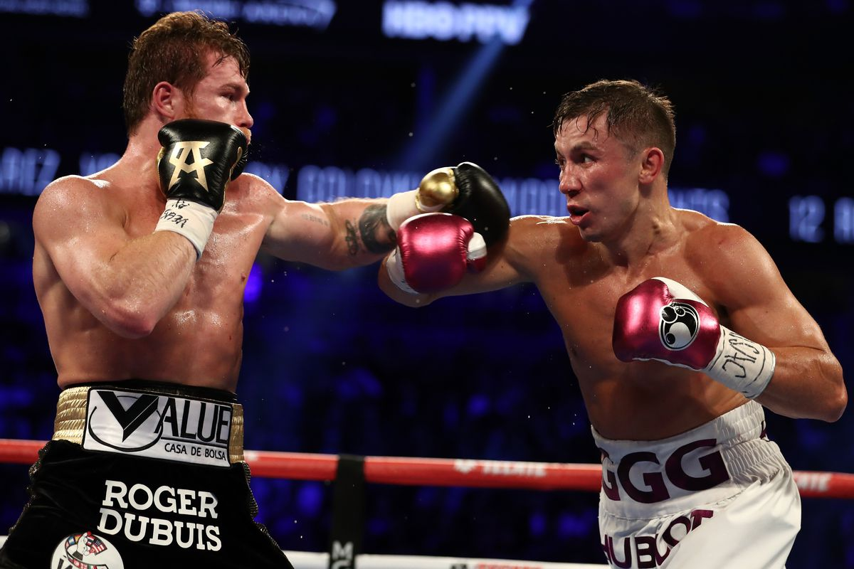 Canelo Alvarez and Gennadiy Golovkin agree to fight for the third time - Canelo
