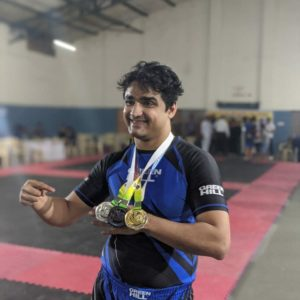 MMA India Exclusive: Vaibhav Shetty opens up after he medalled at IMMAF Oceania Championship - Vaibhav